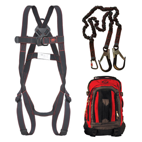Scaffolders Body Harness Safety Kit
