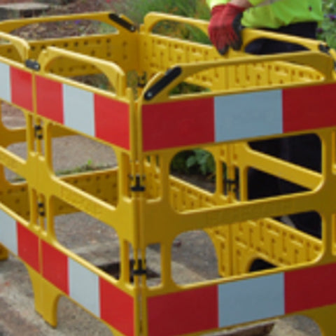 Traffic Management- Safegate Barrier