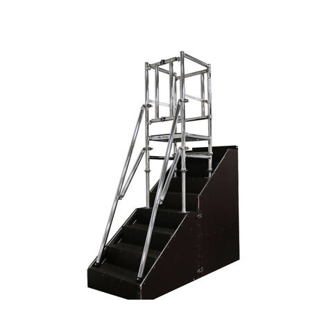 Stepfold 500 Podium (staircase set-up)