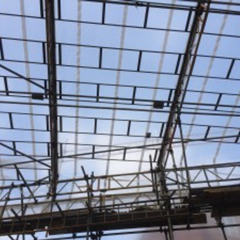 Monarflex Temporary Roof Cover