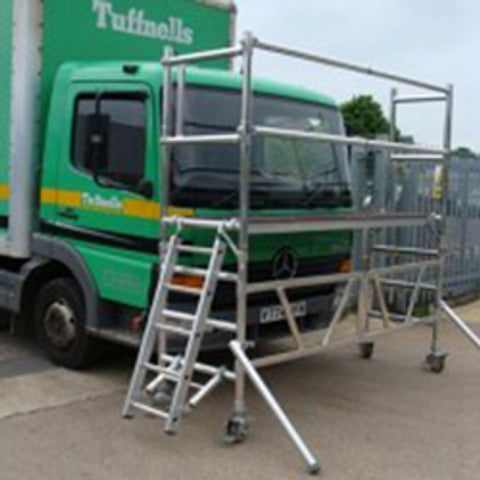 Windscreen Fitters Access Unit
