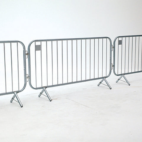 Crowd Control  Barrier - 2.3mtr Fixed Leg