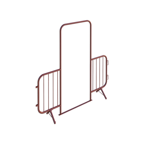 Barrier - Walk Through Gate
