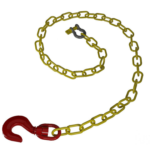 Single 2mt Leg chain Sling
