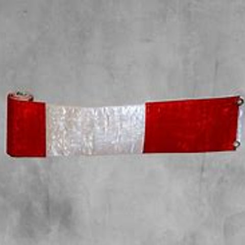 Temporary Fence Reflective Barrier Tape -2m