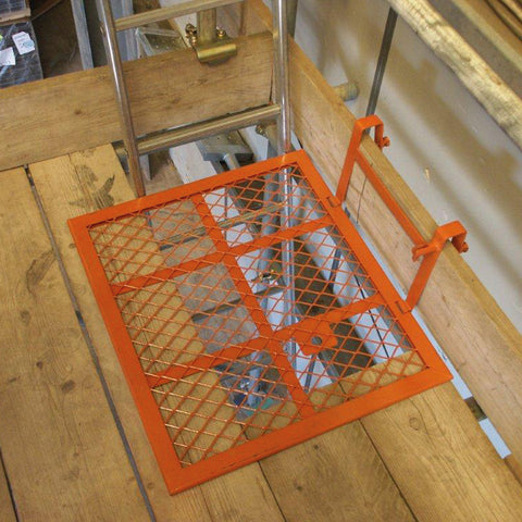 Scaffold Ladder Access Hatch