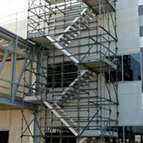 Haki Style-Stair Towers