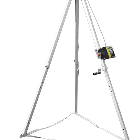 Confined Space Tripod and Winch
