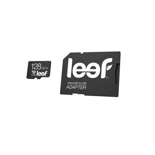 Leef microSD card and SD card adapter