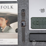 Apple Watch Strap - Green Greasy (38 mm / 40 mm II 42 mm / 44 mm) - Fstrap.id