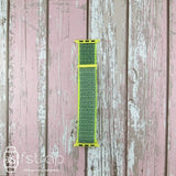 Apple Watch Strap - Light Yellow Loop (38 mm / 40 mm II 42 mm / 44 mm) - Fstrap.id