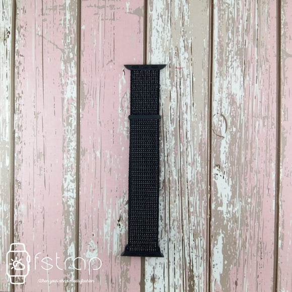 Apple Watch Strap - Flash Black Loop (38 mm / 40 mm II 42 mm / 44 mm)