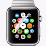 Tempered Glass for Apple Watch Series 1 2 3 - Fstrap.id