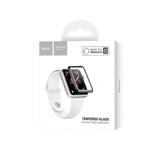 Tempered Glass for Apple Watch Series 4 5 6 SE - Fstrap.id