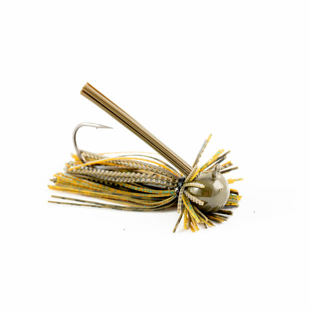 Motion Fishing Blue Craw Finesse Bass Jig