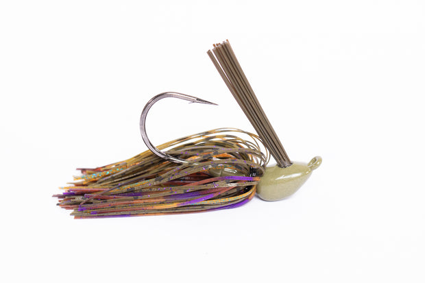 Flipping Brush Jigs