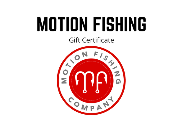 Motion Fishing Company Gift Card