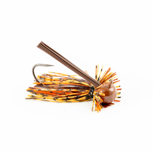 Hand Tied Sardis Craw Finesse Bass Jig