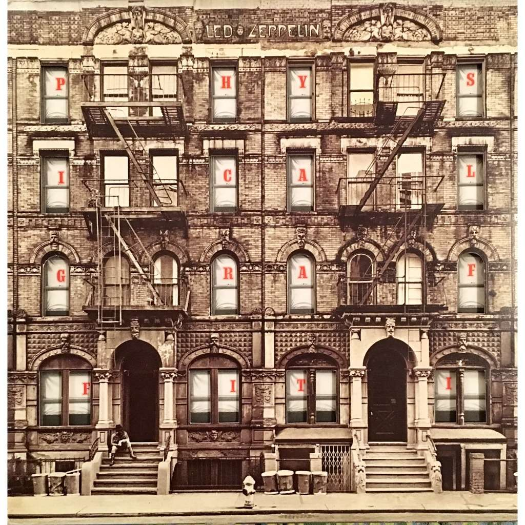 Led Zeppelin - Physical Graffiti (Remastered)