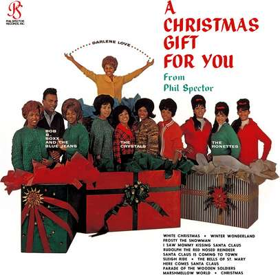 Phil Spector - A Christmas Gift For you