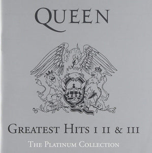 Queen - Greatest Hits I, II & III - The Platinum Collection