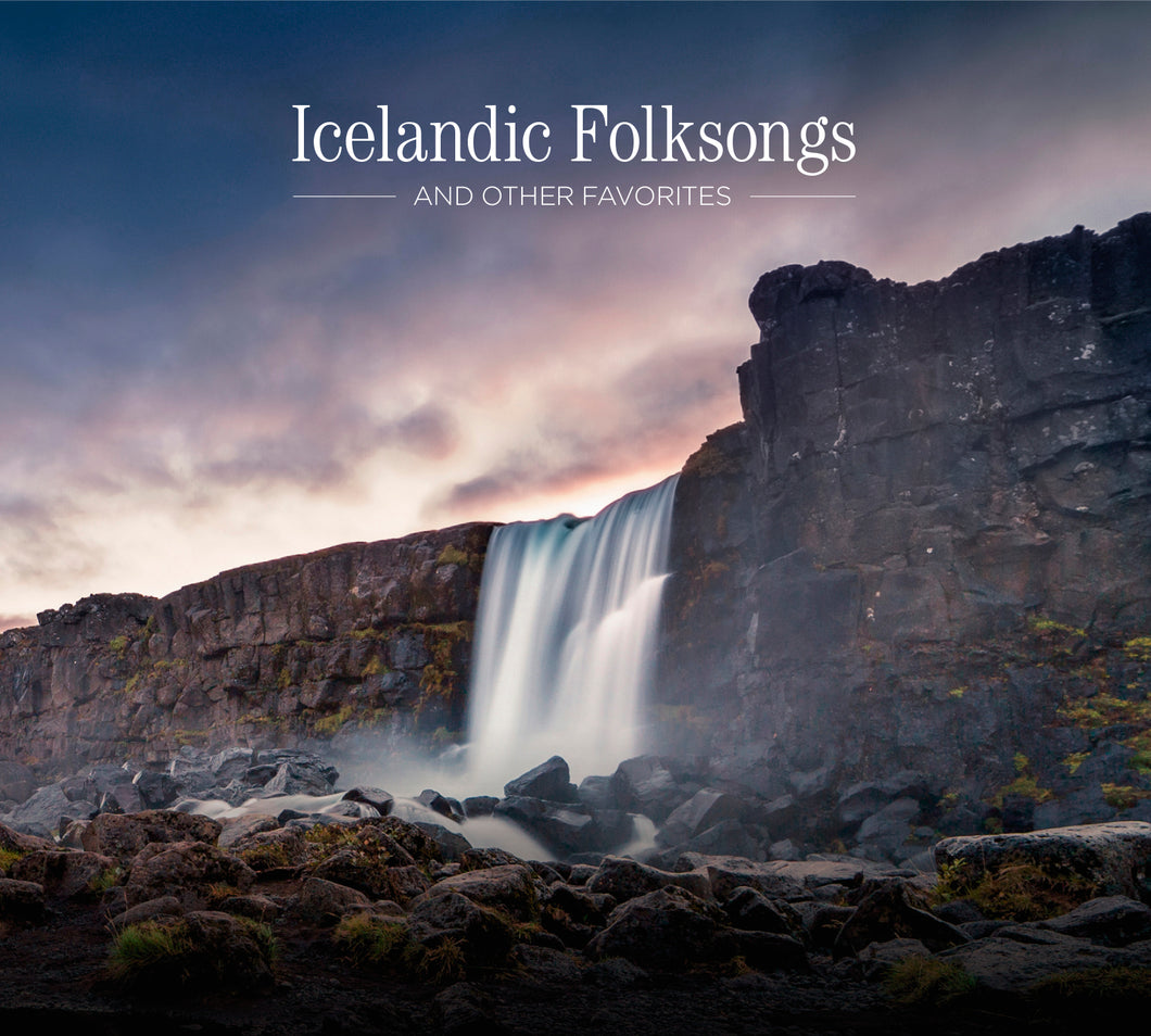 Ýmsir - Icelandic folksongs and other favorites