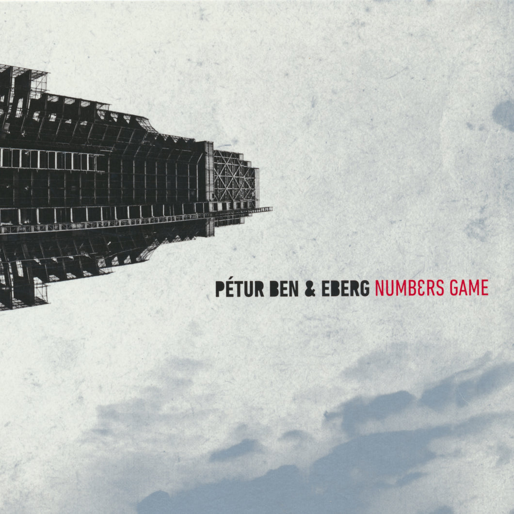 Pétur Ben & Eberg - Numbers game