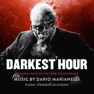 Dario Marianelli & Víkingur Ólafsson - Darkest Hour (Original Motion Picture Soundtrack)