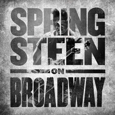 Bruce Springsteen - Springsteen on Broadway 2CD
