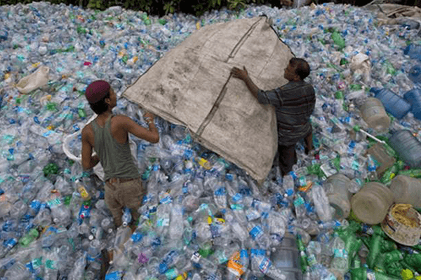 Fact Sheet: How Much Disposable Plastic We Use