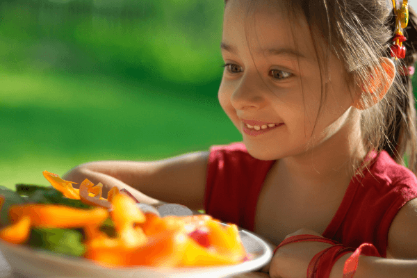British School Children Want More Meat-Free Meals At School