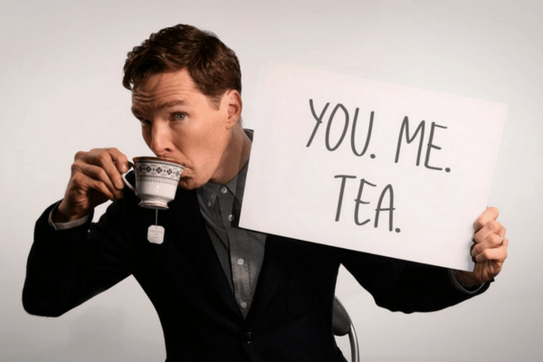 Benedict Cumberbatch Confirms He's Vegan