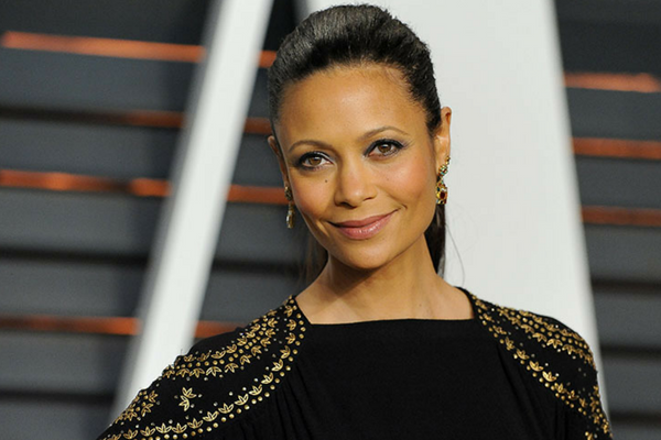 New Star Wars Movie Star Thandie Newton Goes Vegan