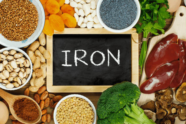10 Iron Rich Foods for Vegans: Part II