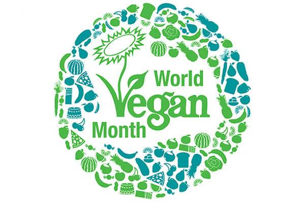 9 ways to celebrate World Vegan Month!