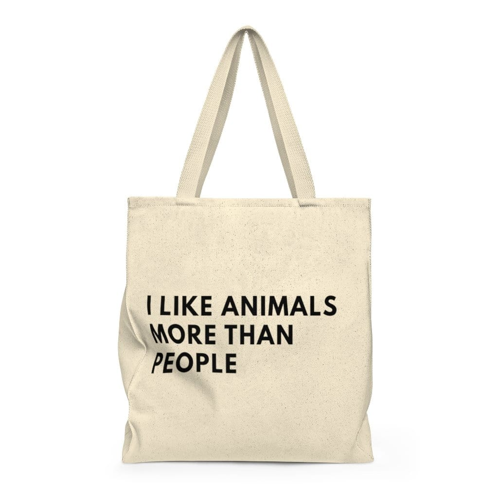 I Like Animals | Tote Bag