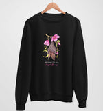 Love Night Beings | Vegan Crewneck