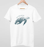Don't Trash The Seas | Vegan Mens Tee