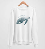 Don't Trash The Seas | Vegan Crewneck
