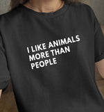I Like Animals | Womens Regular Fit
