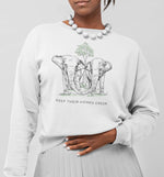Keep Their Homes Green | Vegan Crewneck