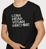 Vegan Machine | Vegan Mens Tee