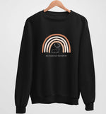 No Rain No Rainbow | Vegan Crewneck