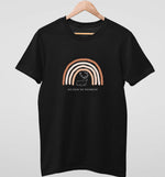 No Rain No Rainbow | Vegan Mens Tee