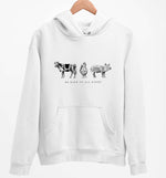 Be Kind To All Kinds | Vegan Hoodie