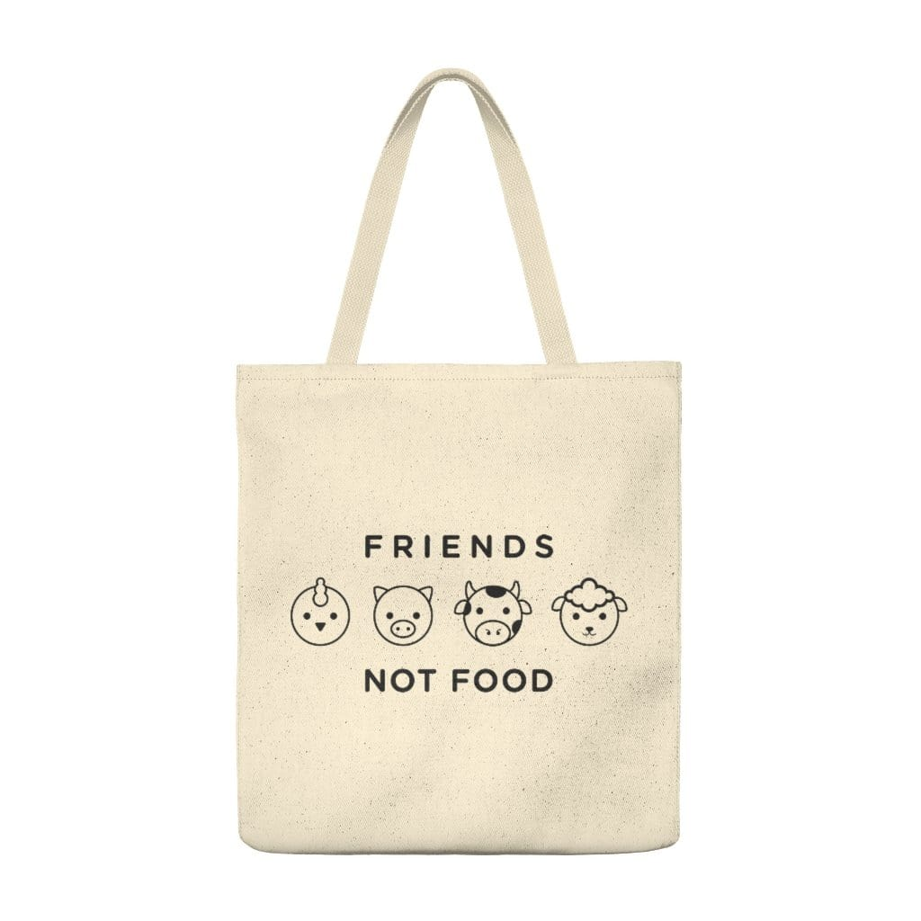 Friends Not Food | Tote Bag