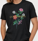 Compassion | Vegan Mens Tee
