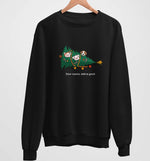Dear Santa Define Good | Vegan Crewneck