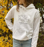 Different Not Less | Vegan Hoodie