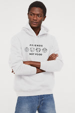 Friends Not Food | Vegan Hoodie